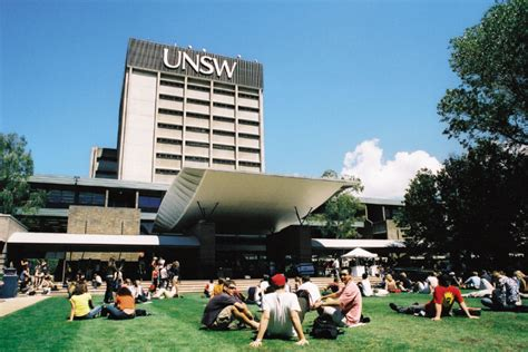 Of South Wales Mba Fees by Umd Exchange Of New South Wales Unsw