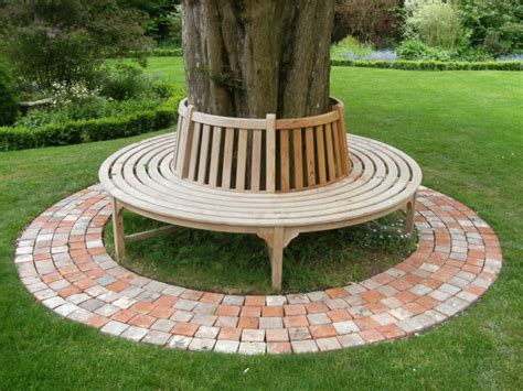 garden tree bench impressive tree benches for your garden