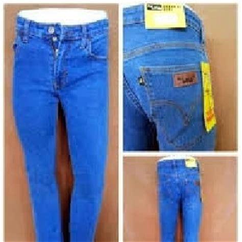 Celana Pria Kekinian Biru Muda Telor Asin celana lois biru telor asin lois bta