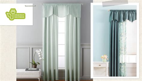 penneys window coverings energy saving tips eco friendly window treatments jcpenney
