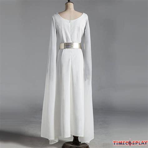 Leia Dress wars a new princess leia cloak dress costumes