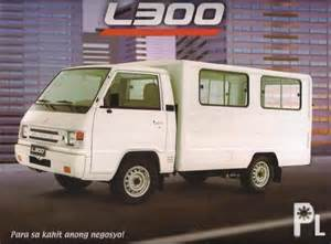 Mitsubishi L300 Exceed Mitsubishi L300 Fb Deluxe Exceed For Sale In Manila