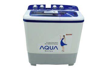 Sanyo Mesin Cuci Asw76ht Putih sanyo aqua sw1030xt mesin cuci 2 tabung putih gratis