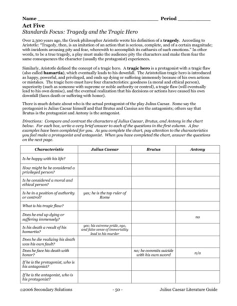 themes julius caesar pdf julius caesar theme worksheet breadandhearth