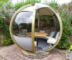 How To Paint Patio G Pod Futuristic Garden Lounge Or Portable Office Joy Enjoys