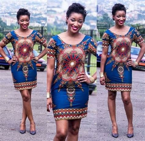 simple ankara styles short gown debonke house of fashion simple ankara style short gown debonke house of fashion