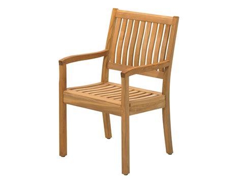 sedia da giardino kingston sedia da giardino con braccioli by gloster design