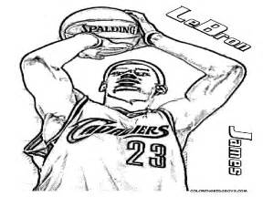 lebron coloring pages lebron coloring pages to and print for free