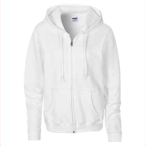 White Jacket Hoodie Sweater white zip hoodie s hardon clothes