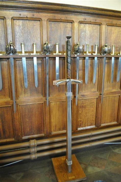 armour and swords inside the claymore sword in edinburgh castle swords armour i