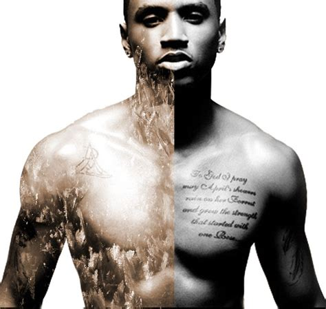 chest tattoo like trey songz 409 best images about trey songz on pinterest beats