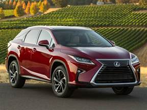 10 Crossovers With The Best 10 Best Luxury Crossovers For 2017 Autobytel