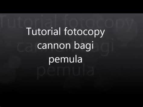 cara membuat kartu nama bolak balik cara membuat ktp bolak balik pada mesin fotocopy canon doovi