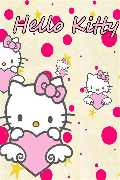 live wallpaper hello kitty free cool hello kitty wallpapers wallpapersafari