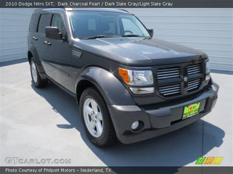 automotive service manuals 2010 dodge nitro interior lighting dark charcoal pearl 2010 dodge nitro sxt dark slate gray light slate gray interior