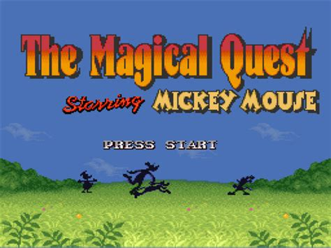 emuparadise persona q the magical quest starring mickey mouse download game