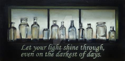 Let The Light Shine Through by Let Your Light Shine Through By Ali Mo On Deviantart