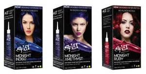 splat hair color without bleaching splat midnight gives you crazy hair colors of your dreams