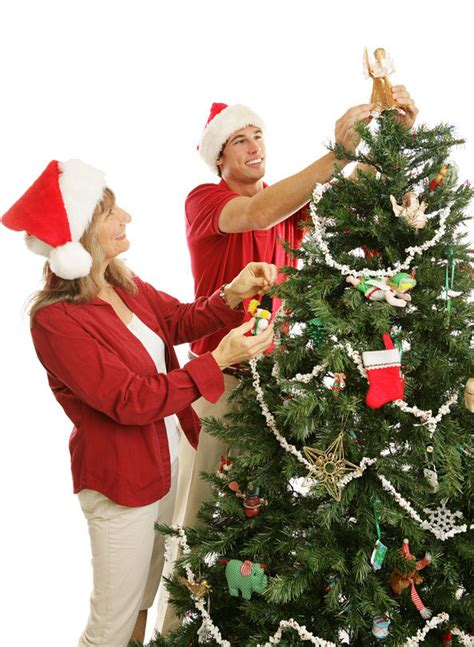 decorating a christmas tree to look old fashioned 40 fashioned tree decorations ideas decoration