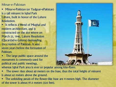 Minar E Pakistan Essay by India And Pakistan History Of Architecture 3