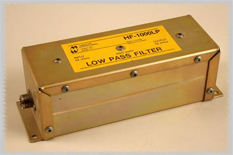 high pass filter hf hammond mfg discontinued low pass filter hf 1000lp