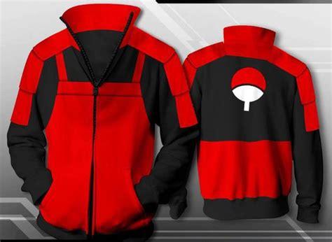 Jaket Jubah Hoodie Anime Hokage Mode madara and jackets on