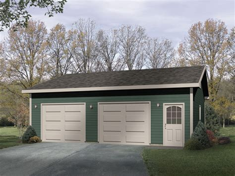 build 2 car garage flowerfield hill two car garage plan 059d 6007 house