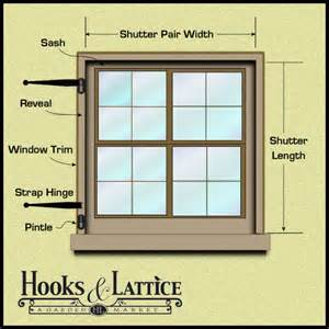 Curb Appeal Products - pvc composite shutters board and batten shutters hooks