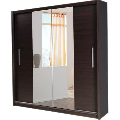 Mirror Closet Doors Modern Bedroom With Inova Sliding Mirror Door Closet
