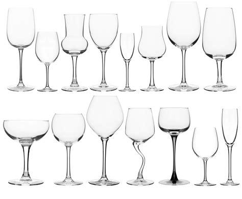 tipi di bicchieri come scegliere il giusto tipo di bicchiere da vino