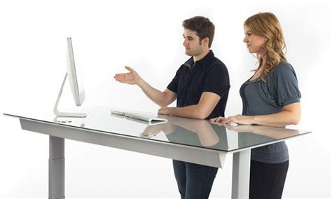 New Study Shows Benefits Of Standing Desks Vs Sitting Chairs Standing Vs Sitting Desk