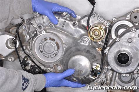 Suzuki Cvt Transmission Problems Sevct Removal Procedure Cyclepedia