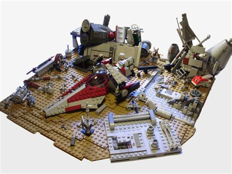 Lego Imperial Vwing Pilot Wars august 2013 eurobricks wars forum
