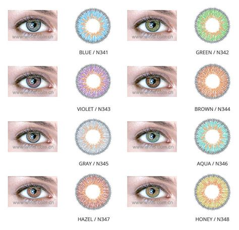 where can i buy colored contacts neo n34 3 tone korean cosmetics wholesale colored contacts