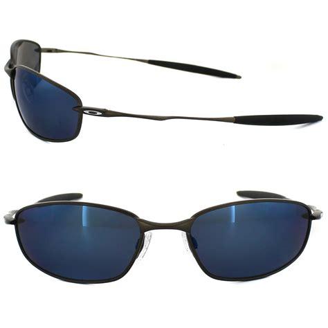 Oakley Whisker Black oakley polarized whisker sunglasses pewter black iridium