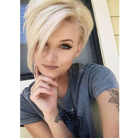 best way to sytle a long pixie hair style 1000 ideas about pixie bob hair on pinterest pixie bob