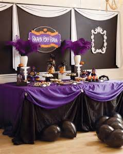 black and purple halloween decorations 23 best sophie sweet sixteen images on pinterest