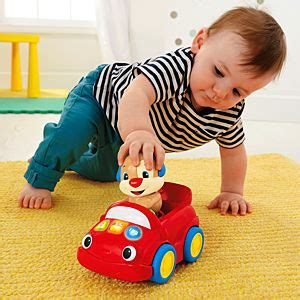 Fisher Price Laugh Learn Puppys Learning Car X2139 laugh learn puppy s smart stages push car cmw62 fisher price