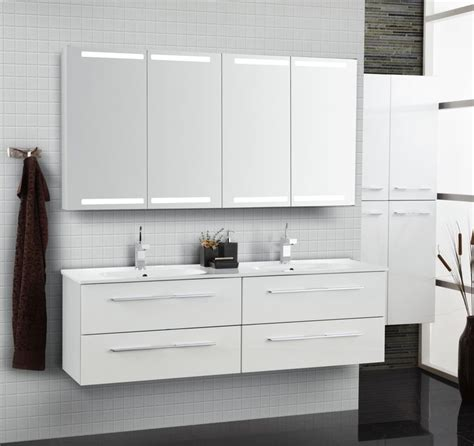 Dansani Bathroom Furniture Need A Lot Of Storage Choose A Mirror Cabinet Set With A Basin And Cabinets