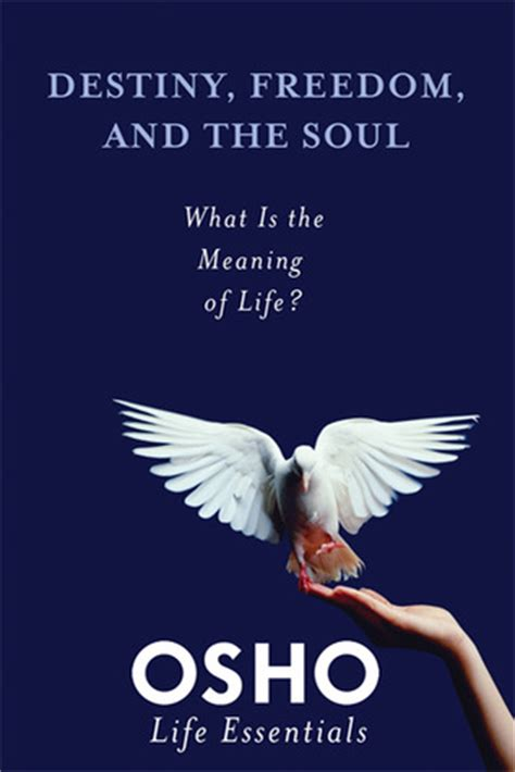 biography book meaning destiny freedom and the soul what is the meaning of