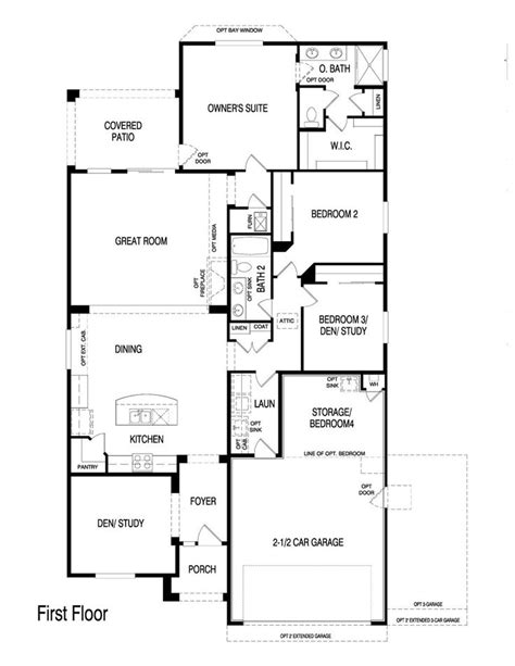 pulte homes floor plan 1000 images about pulte homes floor plans on pinterest