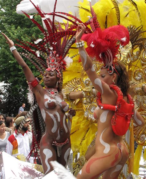 earning mardi gras notting hill carnival s most outrageous