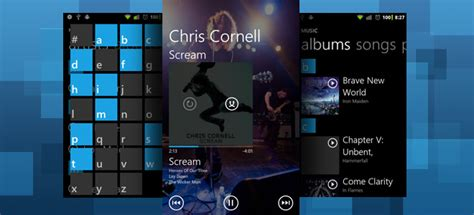 win player android launcherpro developer releases wp7 player look alike for android