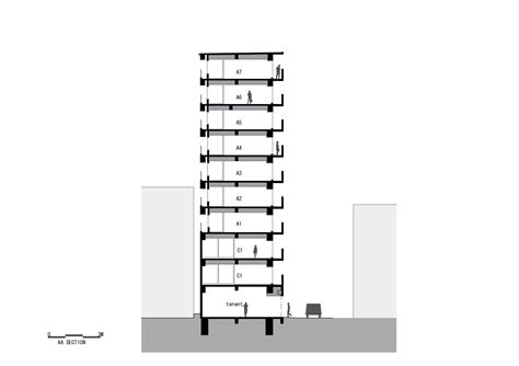 what is section 10 galeria de step tower eastern design office 21