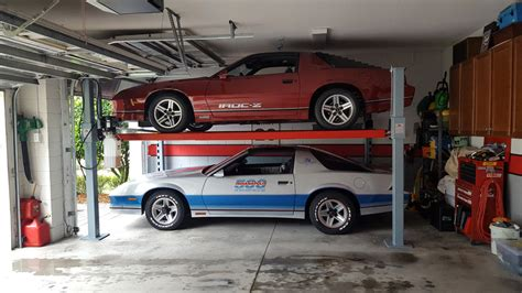 garage lift garage lifts third generation f body message boards