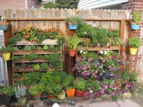 Vertical Gardening With Pallets Pallet Garden
