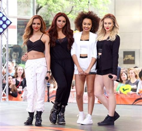 little mix show little mix do serious slayage on the today show with