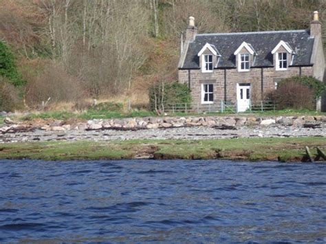 Loch Kishorn Cottage by Gracie S Cottage Loch Kishorn Self Catering Loch Carron