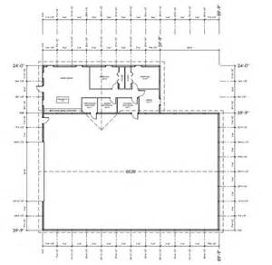40x60 shop with living quarters plan joy studio design gallery best design