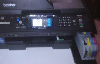 Tinta Printer Mfc J5910dw Infus Printer A3 Mfc J5910dw Tinta Printer